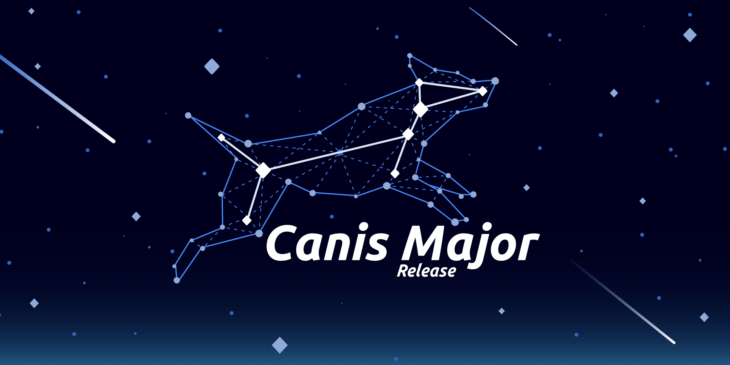 Introducing Grata Canis Major