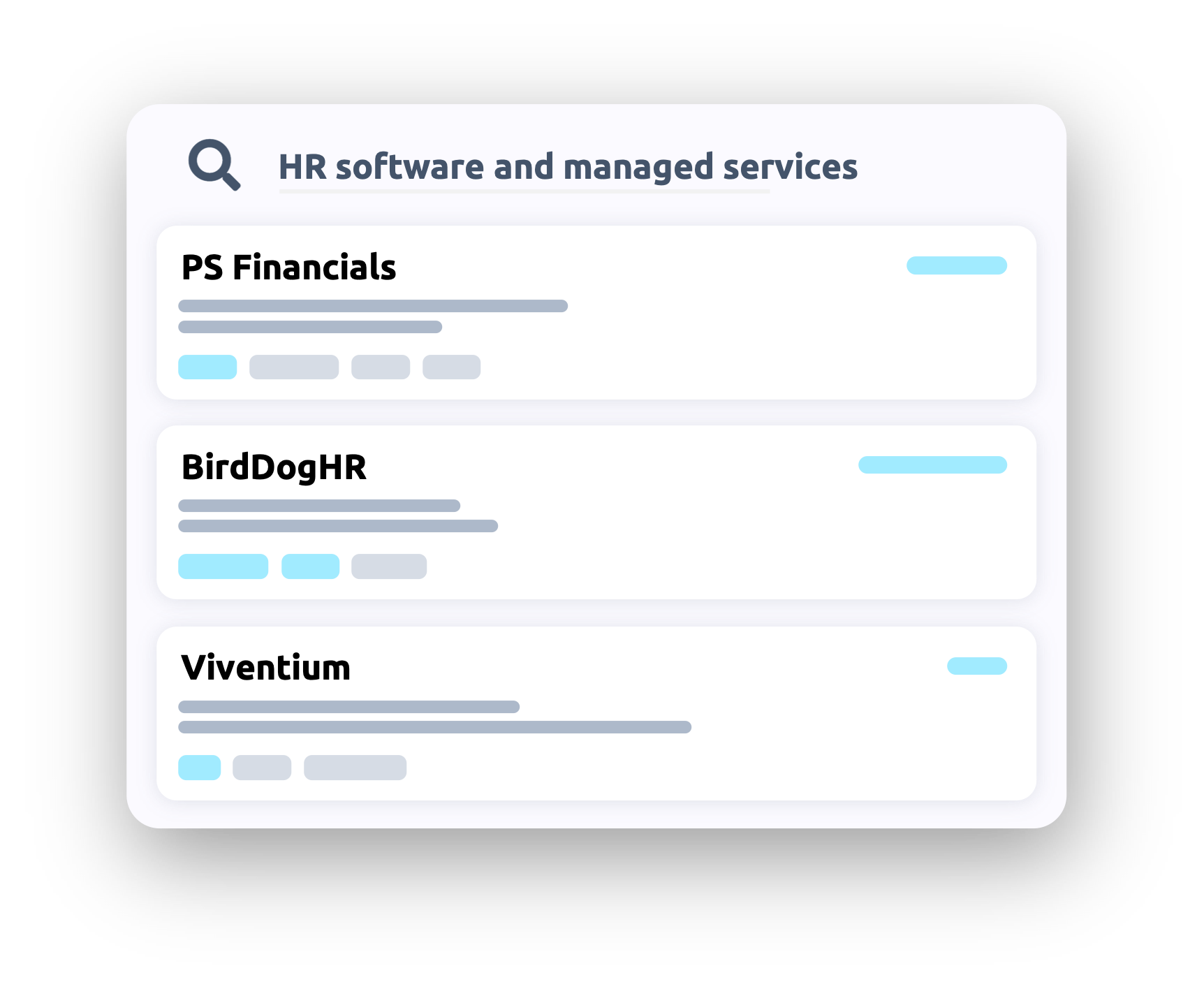 HR software and managed services